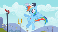"Rainbow Dash ""Now that's"" S2E07"