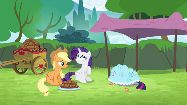 "File:Rarity ""I am pretty fashion-forward"" S4E10.png"