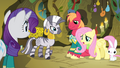 Fluttershy 'are we ever going to find a deep voice' S4E14.png