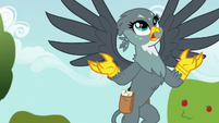"""Gabby """"everypony in town tells me"""" S6E19"""