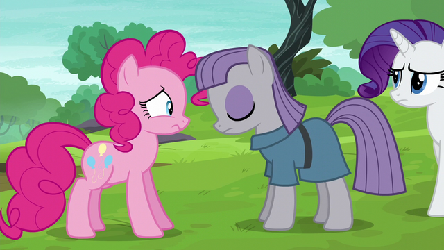 File:Maud Pie hanging her head S6E3.png