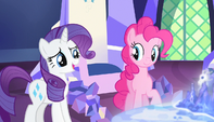 "Rarity ""very well"" S5E1"