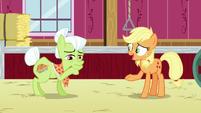 "Applejack ""I just decided if I helped you"" S6E23"