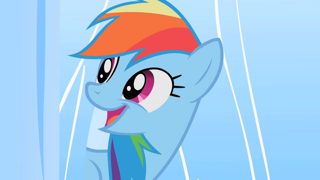 File:Rainbow Dash true joy smile S01E16.png