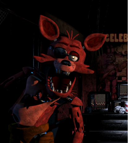 File:Foxy from Five Nights at Freddy's.png