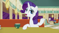 "Rarity ""...upstairs"" S6E9"