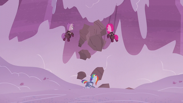 File:Boulder reduced to harmless rocks S5E25.png