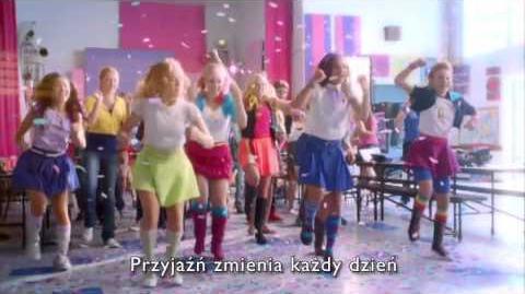 MLP Equestria Girls piosenka po polsku