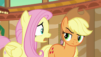 "Fluttershy ""we've been brought here to help them"" S6E20"