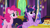 "Twilight ""the castle is amazing"" S5E3"