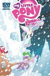 MLP Friends Forever Issue 3 Subscrition Variant