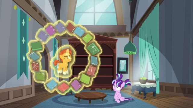 File:Sunburst levitates himself and circles books around him S5E26.png