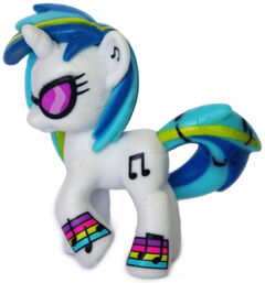 Rainbow Pony Favorite Set DJ PON-3