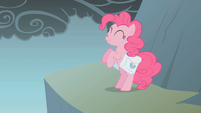 "Pinkie Pie ""just a hop, skip, and jump"" S01E07"