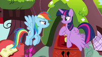 "Twilight ""Maybe I should become a Wonderbolt"" S4E21"