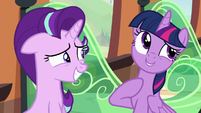 "Twilight ""take part in the ceremony"" S6E1"