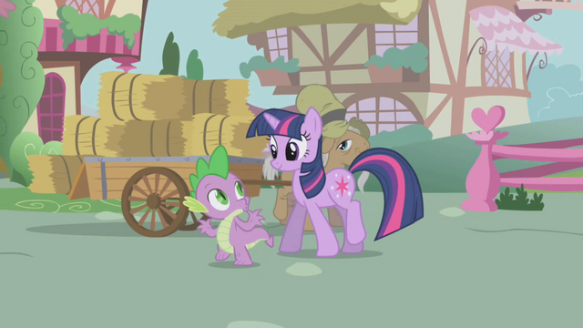 File:Twilight And Spike S1E6.png