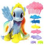 Cutie Mark Magic Fashion Style Rainbow Dash doll