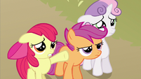 Apple Bloom anything to you S3E4