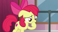 Apple Bloom clearing her throat S6E4