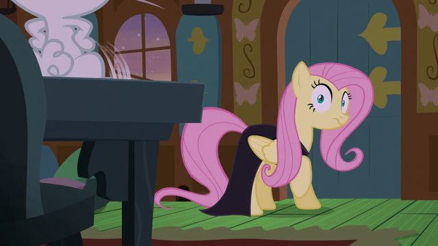 File:Fluttershy looking at Angel S5E21.png