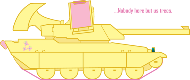 File:FANMADE Fluttershy mirage tank by westy543.png