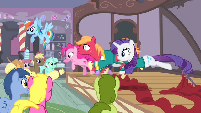 File:Twilight and friends go after Fluttershy S4E14.png