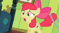 "Apple Bloom ""Help meee...!"" S2E6"