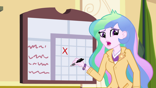 "File:Celestia confused ""Grand Galloping Gala?"" EG.png"
