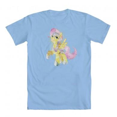 File:Crystal Ponies Fluttershy Shirt.jpg