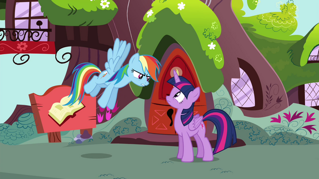 "File:Rainbow ""to bring us flyers down"" S4E21.png"