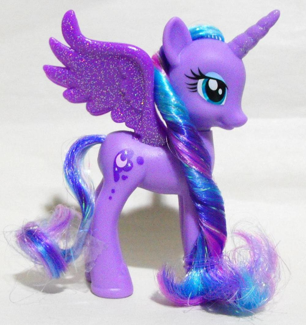 My Little Pony Toys : Princesa luna juguete my little pony la magia de