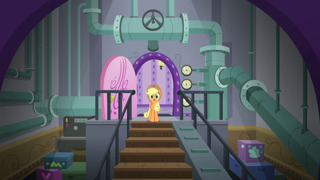 File:Applejack finds the spa's laundry room S6E10.png