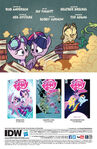 Friends Forever issue 35 credits page