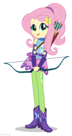File:Friendship Games Fluttershy Sporty Style artwork.png