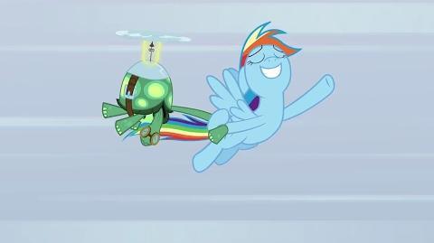 Korean I'll Fly My Little Pony Friendship Is Magic