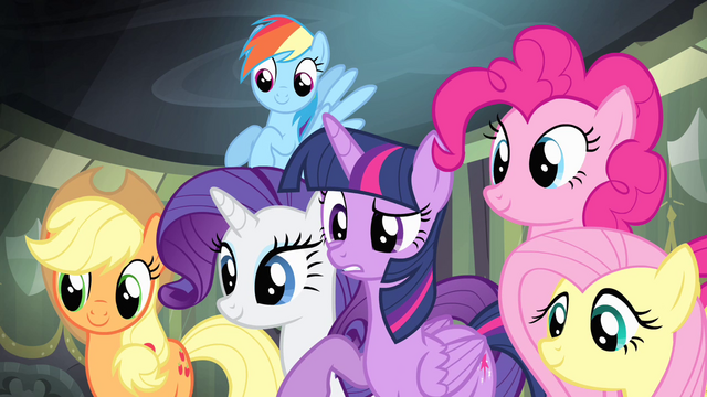 File:Twilight asks about the comic book S4E06.png
