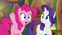 "Pinkie Pie ""I can pack this place with ponies!"" S6E12"