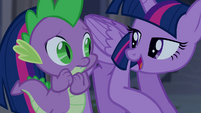 """Twilight """"just an old pony's tale"""" S4E03"""