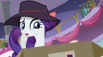 "Rarity ""Oh, my"" S5E15"
