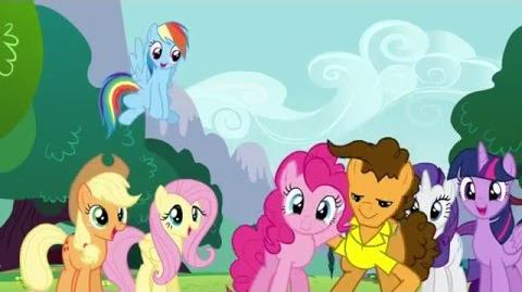 My Little Pony Friendship is Magic - Pinkie the Party Planner, reprise (Swedish)