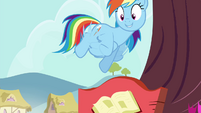 """Rainbow """"does that mean I'll learn"""" S4E21"""