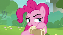 "Pinkie Pie ""time to open your present"" S6E3"