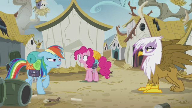 "File:Rainbow ""What are you doing here?"" S5E8.png"