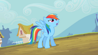 Rainbow Dash 'I've gotta step up my game' S2E08