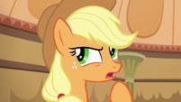 "Applejack ""would be better off if they left"" S6E20"