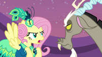 "Fluttershy ""I didn't abandon you!"" S5E7"