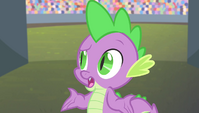 "Spike ""just saw what needed to be done"" S4E24"