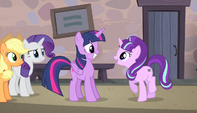 "Starlight ""I'm assuming it's Princess Twilight Sparkle?"" S5E1"