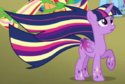 Twilight Sparkle's Rainbow Power form ID S4E26